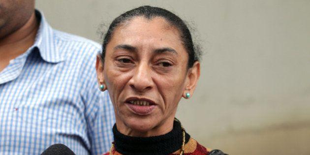 Viúva de Amarildo está desaparecida há 10 dias no Rio de