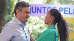 'Eu estou aqui como parte desse movimento que pode unir o Brasil pelo bem de todos