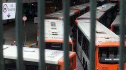 Impacto da greve de ônibus hoje: