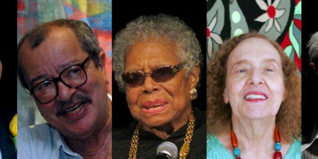 Retrospectiva 2014: 11 escritores que nos