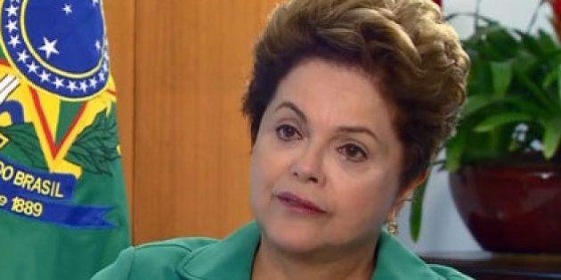 Dilma Rousseff relembra ditadura em entrevista à rede CNN e critica violência do