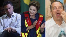 TSE: Dilma terá o triplo do tempo de Aécio no rádio e na TV nestas