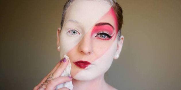 Artista se transforma em personagens famosos de filmes e séries com maquiagem