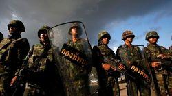 Exército da Tailândia anuncia golpe de