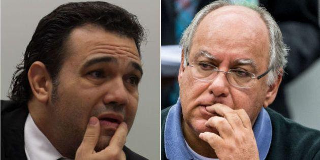 Marco Feliciano aconselha ex-diretor da Petrobras, Renato Duque: 'Aquele que confessa o pecado alcançará...