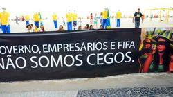 'Não Vai Ter Final': último protesto contra a Copa será no