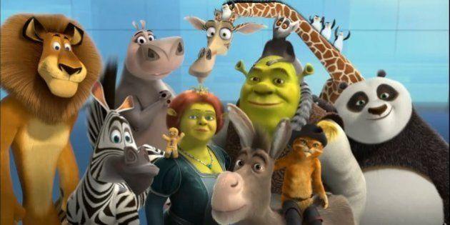 DreamWorks: Shrek, Kung Fu Panda e outras animações essenciais