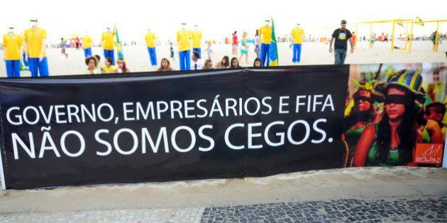 'Não Vai Ter Final': mais de dois mil confirmam participação em último ato contra a Copa do Mundo, no
