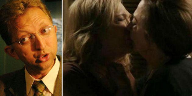 Bancada Evangélica repudia beijo gay de Babilônia e convida os ofendidos a desligar a TV e perder a maravilhosa