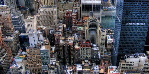 As muitas cidades do