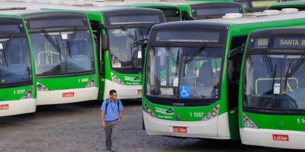 Sindicatos patronal e de rodoviários dizem que greve acabou na capital