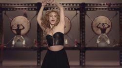 HABEMUS HINO! Shakira chega com
