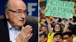 Chefões da Fifa faturaram mais com a Copa de 2014 do que o