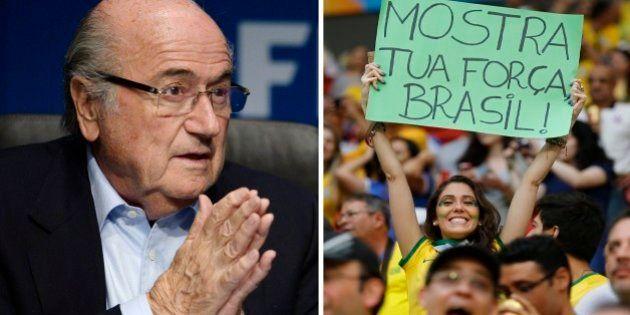 Copa de 2014 rende mais dinheiro a dirigentes da Fifa do que ao futebol