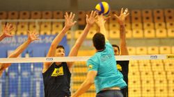 Brasil e Itália duelam na estreia da Liga Mundial de vôlei, em Santa