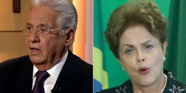 Fernando Henrique Cardoso rebate Dilma, diz que 'corrupção não é uma senhora idosa' e opina sobre o