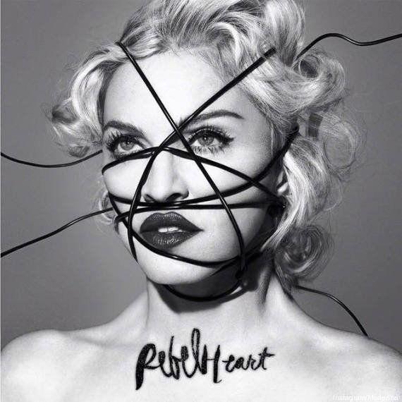 Em resposta ao vazamento, Madonna arromba o fim de semana lançando seis músicas de 'Rebel
