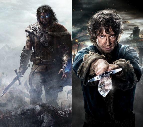 Como o último filme Hobbit e o game Shadow of Mordor marcaram Tolkien em