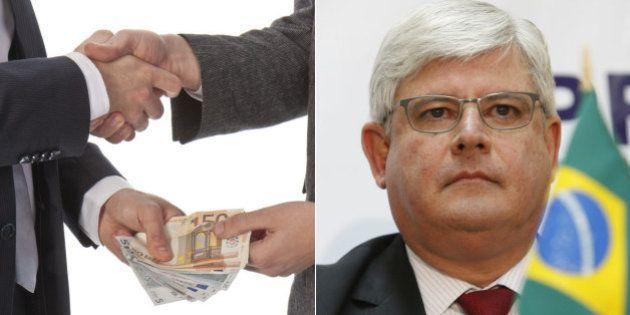 Ministério Público Federal lança pacote anticorrupção com foco na criminalização do caixa 2 e nos desvios...