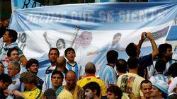 ASSISTA: adivinhe QUEM engrossou coro na música da torcida argentina contra o
