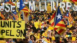Com referendo proibido, catalães pedem eleições