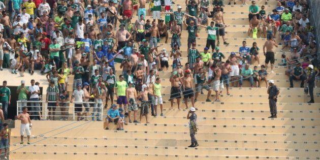 Futebol: Torcedor morre após briga entre torcidas palmeirenses e