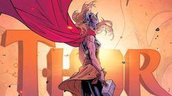 Versão feminina de Thor vende MUITO mais que
