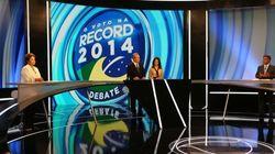 Aleluia! Sobe o nível no #DebateNaRecord com debate de propostas e guerra de