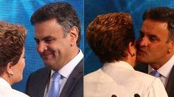 ASSISTA: Elogios de Dilma a Aécio saem do baú em nova estratégia do