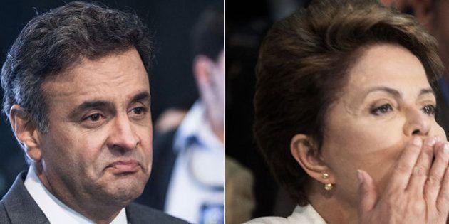 #DebateNaRecord: De olho no eleitorado ainda indeciso e cansado de baixaria, Aécio e Dilma fazem 'acordo...