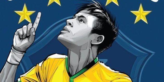 Copa 2014: artista gráfico brasileiro cria pôsteres para as seleções do