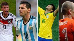 Saiba quem são os concorrentes ao prêmio de melhor jogador da Copa do