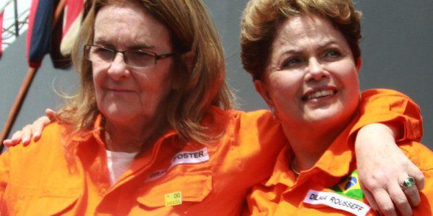 Dilma defende Graça e diz que não pretende mudar diretoria da