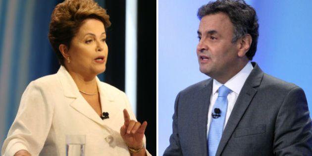 Dilma e Aécio continuam empatados tecnicamente, aponta pesquisa