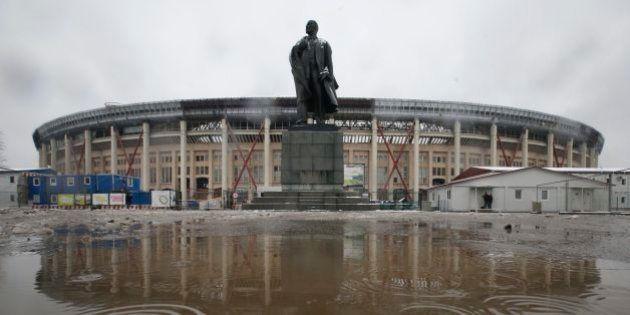 Fifa elogia Rússia e vê palco da final da Copa