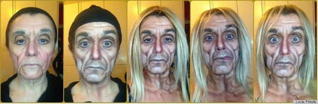 As transformações feitas com maquiagem por esta mulher são melhores do que qualquer fantasia de Halloween