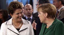 Dilma confirma presença em três jogos da Copa