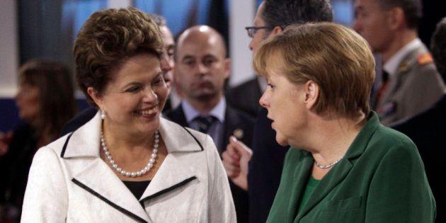 Copa 2014: Dilma confirma presença em três jogos do