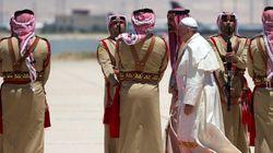 Papa Francisco chega à Jordânia e inicia seu tour pelo Oriente