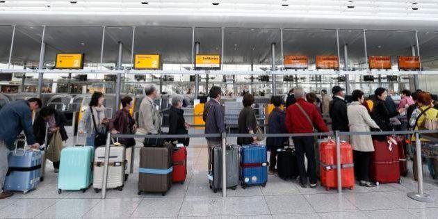 Lufthansa cancela todos os voos saindo do Brasil na terça; greve paralisa 65% dos voos da