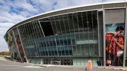 Time 'mais brasileiro' da Ucrânia volta a ter estádio atingido por