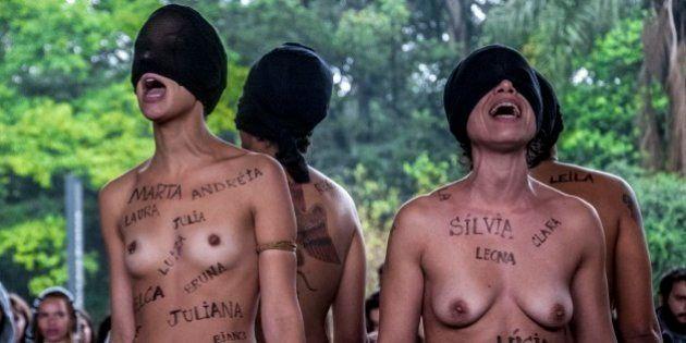 Marcha das Vadias: atos em SP e SC buscam desmontar a cultura do estupro justificada pelo