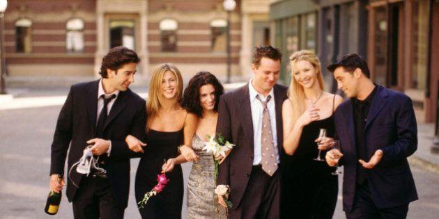 11 erros de 'Friends' que mesmo os maiores fãs do seriado não