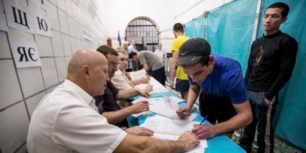 Pesquisa de boca de urna na Ucrânia indica vitória de candidato