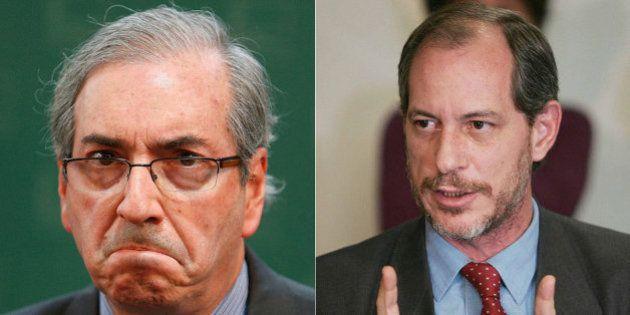 Pelo Facebook, Ciro Gomes exige renúncia de Eduardo