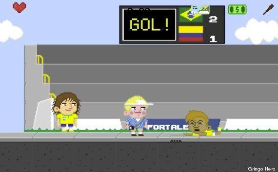 Gringo Hero: newsgame em HTML5 relembra os melhores (e piores) momentos da Copa