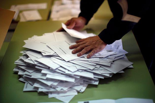 Partidos de centro-direita lideram eleição do Parlamento Europeu, diz