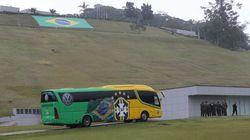 Felipão já chegou à casa da Seleção na Copa do
