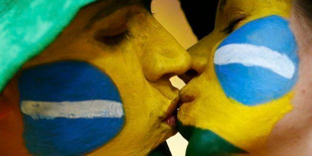 Brasil x Holanda: torcida brasileira apoia a Seleção em sua despedida na Copa, em