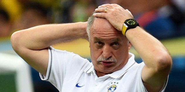 Felipão cogita permanecer na Seleção mesmo após nova